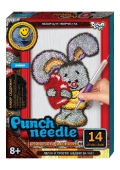 Punch Needle ковровая вышивка